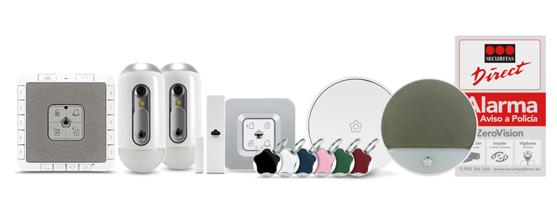 Securitas direct alta seguridad for Que alarma es mejor securitas o prosegur
